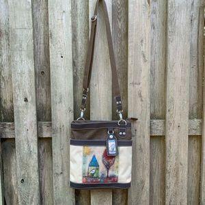 NWOT Sherpani Crossbody Bag